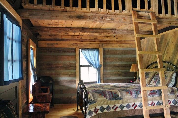 Lakeside Log Cabin Eminence Mo Lodging Activities