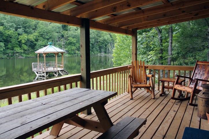 Lake Ozark Missouri >> Lakeside Log Cabin | Eminence, MO lodging, activities ...