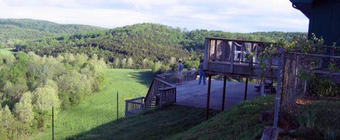 Overlook Ranch House