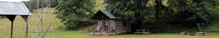 Russ Noah Log Cabin