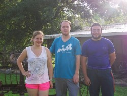 Martina , Josh , Victor